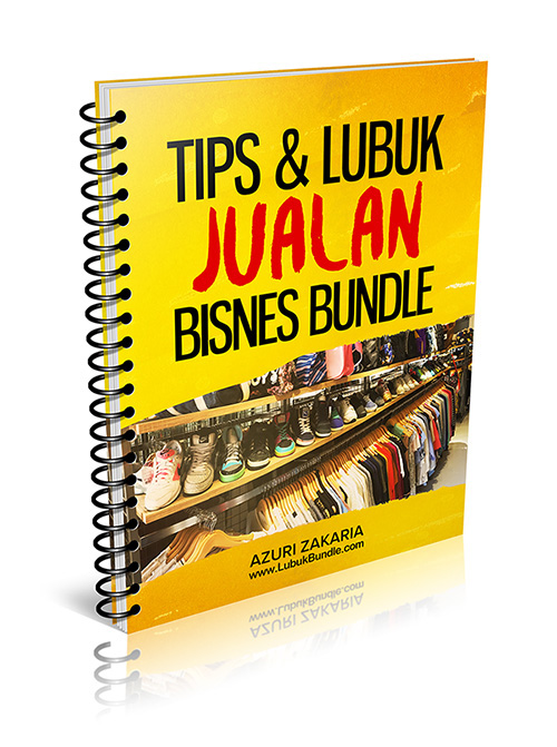 Tips & Lubuk Jualan Bundle