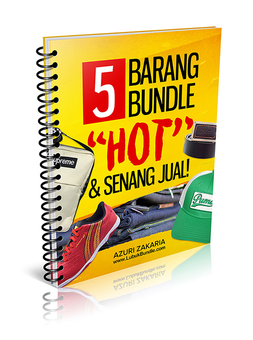 5 Barang Bundle HOT